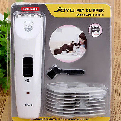 Electric Trimmer Grooming Clipper Pet Dog Cat Animal Quick Hair Cut Cutting Kit