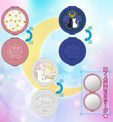 Sailor Moon Gadget Mirror Specchietto Banpresto NEW ORIGINALE