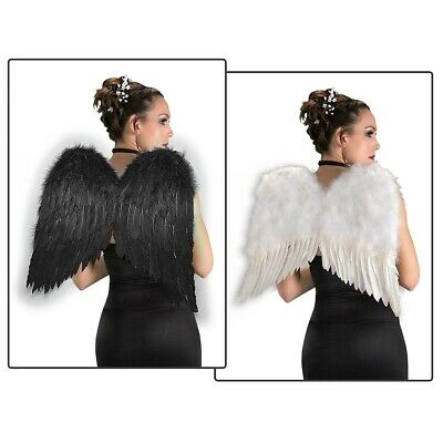 Angel Wings Costume Accessory Adult/Teen/Kids Halloween or Christmas Fancy Dress