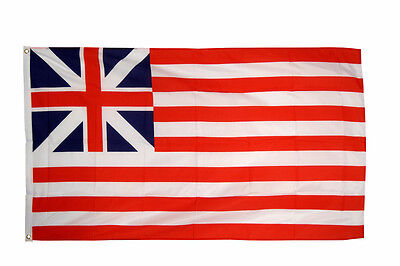 Grand Union Flag 5 x 3 FT - USA United States America Continental Colours Jack