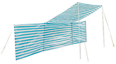 Andes Outdoor Beach Camping Windbreak/Windshield With Roof