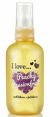 I Love... Peachy Passionfruit Refreshing Body Spritzer 100ml