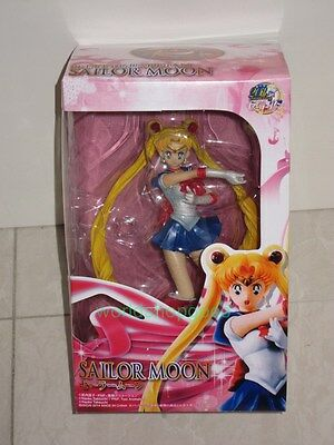 "6"" 1/8 Sailor Moon 20th Anniversary PVC Statue Figure new in box"