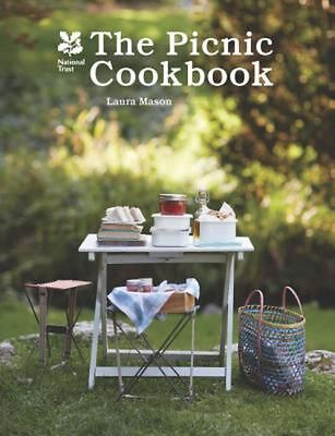 The Picnic Cookbook by Laura Mason Hardcover Book (English)