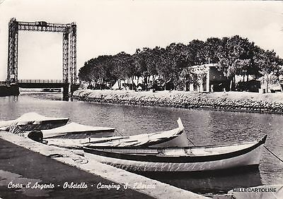 # Orbetello: Camping S. Liberata   1963