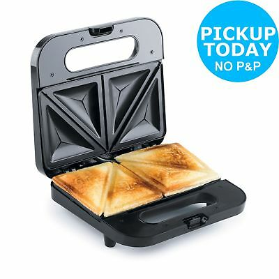 Breville VST057 2 Slice Black Sandwich Toaster - 750w :The Official Argos Store