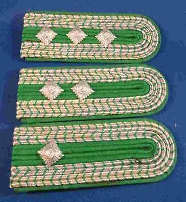 Germany - Epaulettes/Shoulder Boards - Metallic Thread - Lot E -