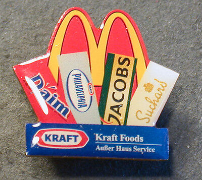 Pin Mcdonald Daim Philadelphia Jacobs Suchard Kraft Foods  (An2355)