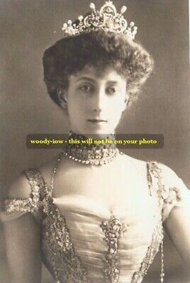 """mm68 - Queen Maud of Norway - daughter King Edward VII - Royalty photo 6x4"""""""