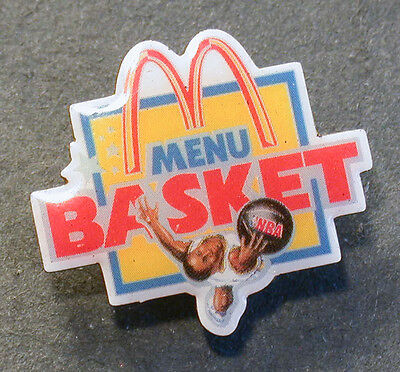 Pin Mcdonald´s Menu Basket  (An2370)