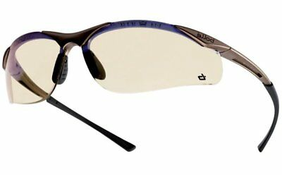 Contour ESP Lens Glasses by Bolle Shooting Hunting Sport Lightweight Protect