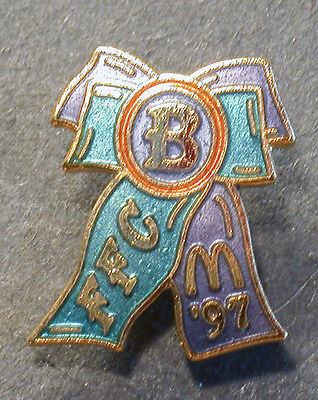 Pin Mcdonald´s B - Ffc Mc Donald ´97  (An2389)