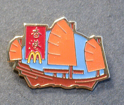 Pin Mcdonald´s  China Dschunke   (An2407)