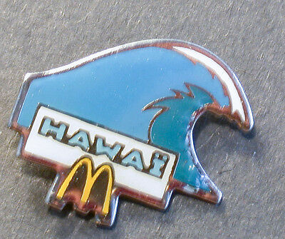 Pin Mcdonald´s  Hawai   (An2409)