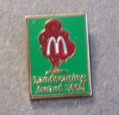 Pin Mcdonald´s Landscaping Award 2002 (An2430)