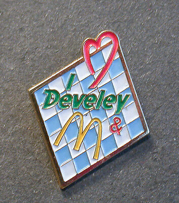 Pin Mcdonald´s Develey  (An2435)