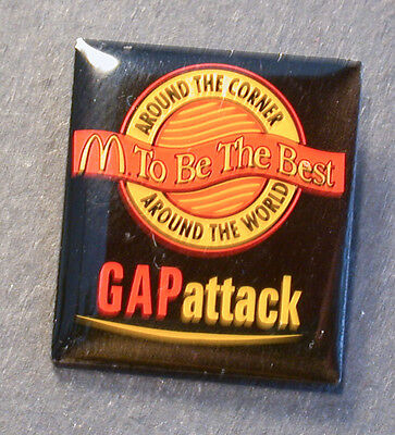 Pin Mcdonald´s Gap Attack Around The Corner  (An2440)