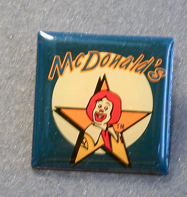 Pin Mcdonald´s Mc Donald´s Glasiert   (An2446)