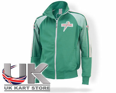 TonyKart / OTK NEW 2015 Sweat Shirt with Full Zip Large UK KART STORE