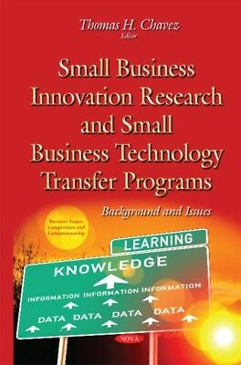 Small Business Innovation Research & Small Business Technology Transfer Program.