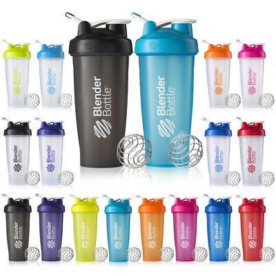 Blender Bottle 2-Pack Classic 28 oz. Shaker with Loop Top