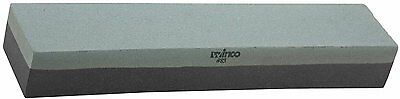 Winco 12-Inch Fine/Grain Knife Sharpening Stone, Medium, New, Free Shipping
