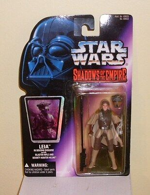Star Wars Leia Boushh  Disguise Shadows of the Empire MOC