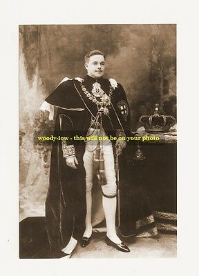 mm131 - young King Manuel of Portugal - photo 6x4