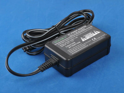 AC/DC Power Adapter Charger for Sony Handycam Station DCRA-C171 Camcorder Camera