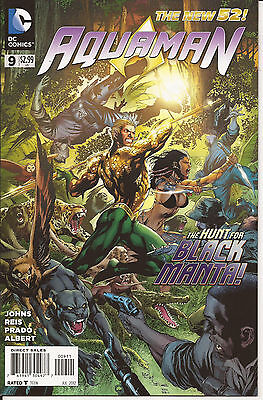 Aquaman # 9 * New 52