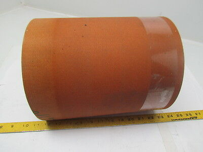 """3 Ply Rough Top Incline Conveyor Belt 11"""" Wide 12Ft Long 5/16"""" Thick"""
