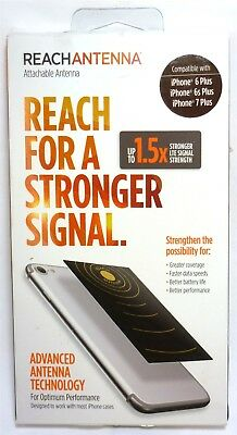 ReachAntenna -Antenna for iPhone 6 Plus, Up to 1.5X stronger LTE signal strength
