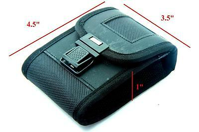 Medical Glove Pouch,Cigarette CASE NYLON POLICE ,SECURITY,GUARD, DUTY BELT