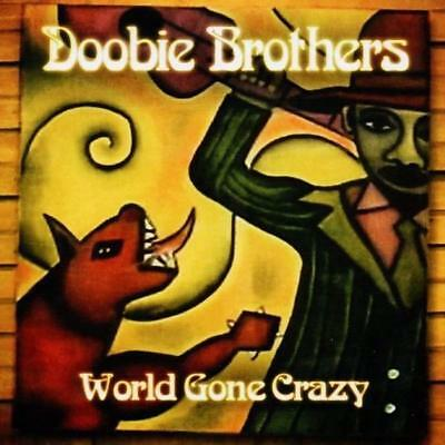 The Doobie Brothers- World Gone Crazy CD/DVD 2 Discs [Digipak] OUT OF PRINT