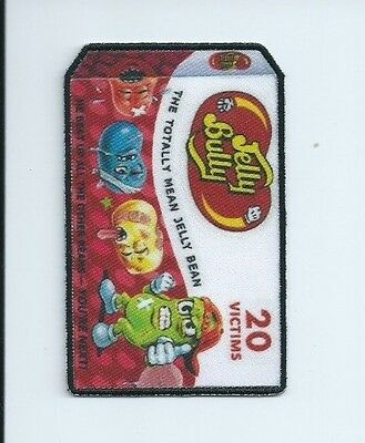 2014 Wacky Packages patch Jelly Bully