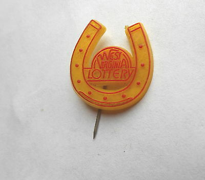 RARE FRENCH ART Deco Lottery Sign Gambling Collectible