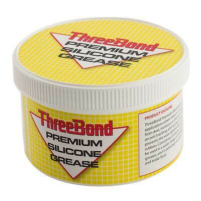 Three Bond Premium Silicone Grease - 250ml Tub - Motorcycle/Bike Garage/Workshop