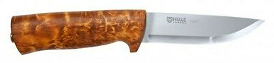 Helle Eggen Knife w/ Leather Case - Hand Made in Norway