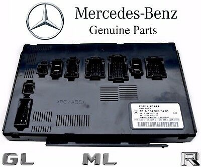 For Mercedes X164 W164 W251 Rear Signal Acquisition Module SAM Control Unit OES