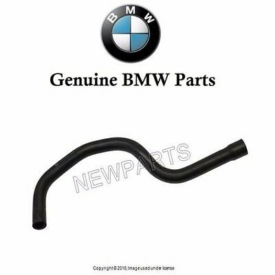 New Genuine BMW Air Hose Idle Control Valve to Intake Boot OEM 11631278051
