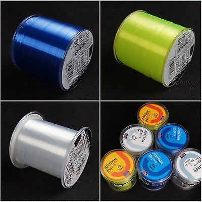 Fish WIRE Tape Nylon Coated String Wire Beading Thread /Fishing Line RollGlasses