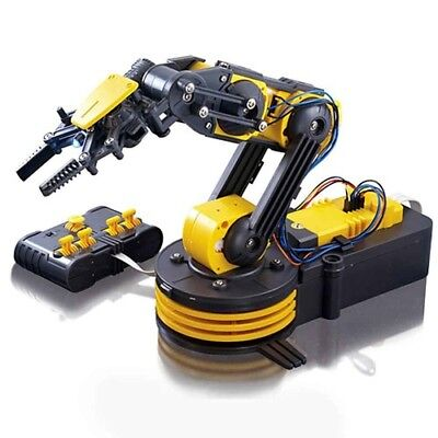 Epic RC Robot Arm Educational Construction Kit Electrical Science School Toy
