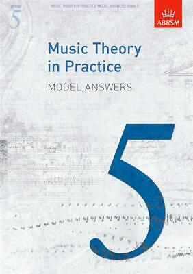 ABRSM Music Theory In Practice: Model Answers - Grade 5 Book Theory