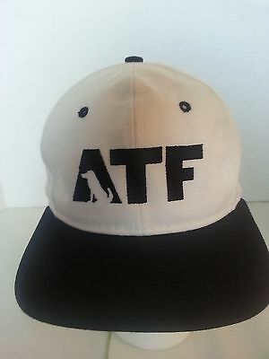 ATF / Alcohol Tobacco and Firearms / K-9 Ball Cap Hat