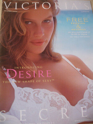 Victoria's Secret 2000 Resort Laetitia Casta sexy cover + Heidi Klum + Pestova