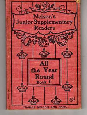 Nelson's Junior Readers All The Year Round Libro N°1 Ediz. Thomas Nelson & Sons