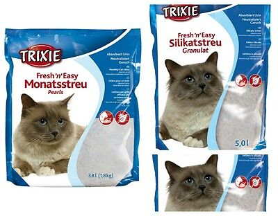 Cat Litter Fresh 'n' Easy Granules ow Dust & Light Weight • EUR 8,50
