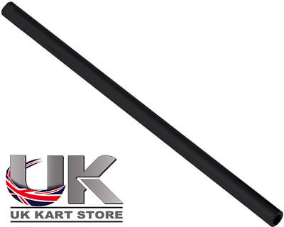 Track / Tie Rod 230mm x M8 Round Black Go Kart Karting Race Racing