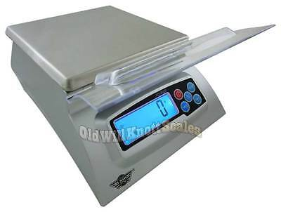 My Weigh KD8000 Digital BAKER'S MATH Kitchen Scale 17+ lb Stainless Steel NO AC