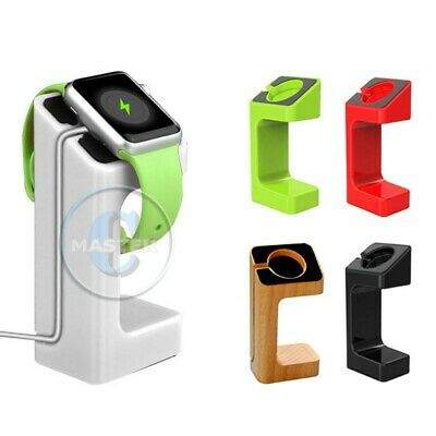 Desktop Display Stand Magnetic Charging Cable Charger Holder For Apple Watch New